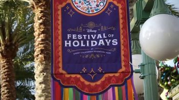 Disney California Adventure Park TV Spot, 'Festival of Holidays: Elena' - Thumbnail 4
