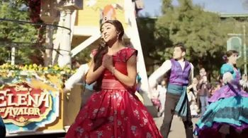 Disney California Adventure Park TV Spot, 'Festival of Holidays: Elena' - Thumbnail 5