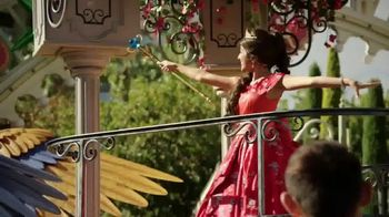 Disney California Adventure Park TV Spot, 'Festival of Holidays: Elena' - Thumbnail 9
