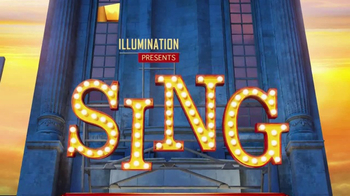Sing Original Motion Picture Soundtrack TV Spot - Thumbnail 2