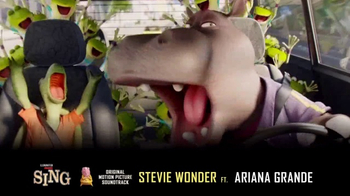 Sing Original Motion Picture Soundtrack TV Spot - Thumbnail 6