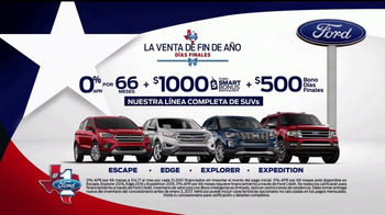 Ford La Venta de Fin de Año TV Spot, 'Días finales' [Spanish] - Thumbnail 9