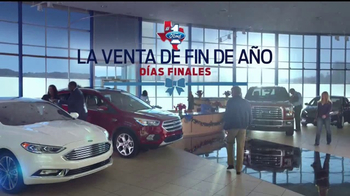 Ford La Venta de Fin de Año TV Spot, 'Días finales' [Spanish] - Thumbnail 2