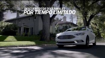 Ford La Venta de Fin de Año TV Spot, 'Días finales' [Spanish] - Thumbnail 4