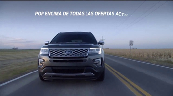 Ford La Venta de Fin de Año TV Spot, 'Días finales' [Spanish] - Thumbnail 7