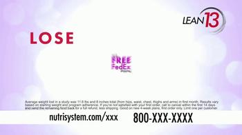 Nutrisystem Lean13 TV Spot, 'Sell It' Featuring Marie Osmond - Thumbnail 7