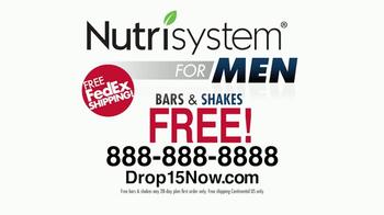 Nutrisystem for Men TV Spot, 'Today's the Day' - Thumbnail 10