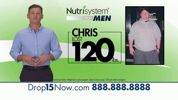 Nutrisystem for Men TV Spot, 'Today's the Day'
