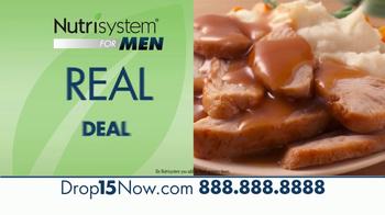 Nutrisystem for Men TV Spot, 'Today's the Day' - Thumbnail 5