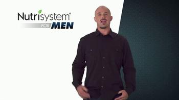 Nutrisystem for Men TV Spot, 'Testosterone' - Thumbnail 1
