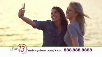 Nutrisystem Lean13 TV Spot, 'Lifestyle' - Thumbnail 1