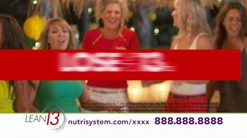 Nutrisystem Lean13 TV Spot, 'Lifestyle' - Thumbnail 2