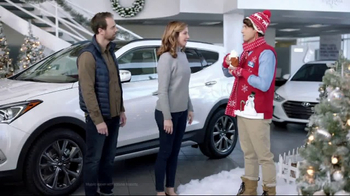 Hyundai Holidays Sales Event TV Spot, 'Plenty to Be Festive About' - Thumbnail 2
