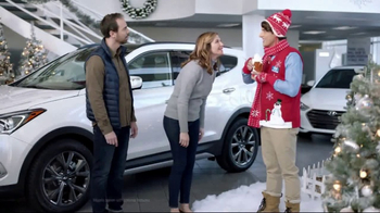 Hyundai Holidays Sales Event TV Spot, 'Plenty to Be Festive About'
