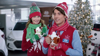Hyundai Holidays Sales Event TV Spot, 'Plenty to Be Festive About' - Thumbnail 6