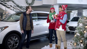 Hyundai Holidays Sales Event TV Spot, 'Plenty to Be Festive About' - Thumbnail 7