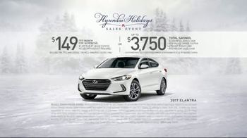 Hyundai Holidays Sales Event TV Spot, 'Plenty to Be Festive About' - Thumbnail 9