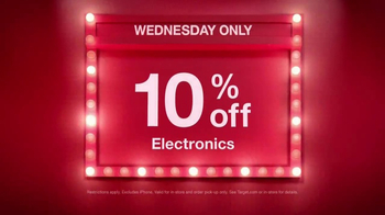 Target TV Spot, 'Wrapping It Up: Electronics' - Thumbnail 10