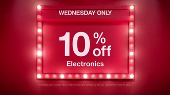 Target TV Spot, 'Wrapping It Up: Electronics' - Thumbnail 9