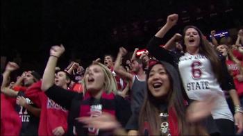 Mountain West Basketball TV Spot, 'Fans, Jams & Slams' - Thumbnail 1