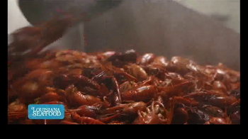 Louisiana Seafood TV Spot, 'Where It Comes From' - Thumbnail 1