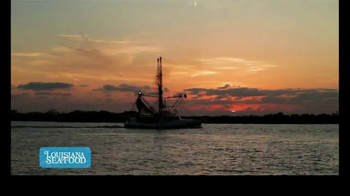 Louisiana Seafood TV Spot, 'Where It Comes From' - Thumbnail 3