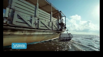 Louisiana Seafood TV Spot, 'Where It Comes From' - Thumbnail 4