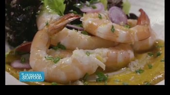 Louisiana Seafood TV Spot, 'Where It Comes From' - Thumbnail 5