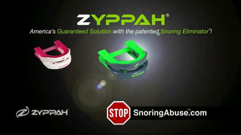 Zyppah TV Spot, 'Stop Snoring Abuse' - Thumbnail 9