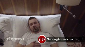 Zyppah TV Spot, 'Stop Snoring Abuse' - Thumbnail 2