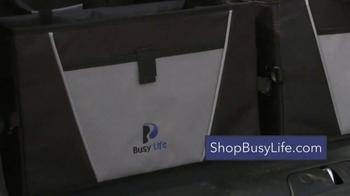 Busy Life Trunk Organizer TV Spot, 'Life in Your Car' Ft. Kevin Harrington - Thumbnail 4
