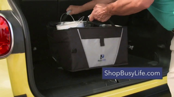 Busy Life Trunk Organizer TV Spot, 'Life in Your Car' Ft. Kevin Harrington - Thumbnail 6