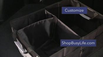 Busy Life Trunk Organizer TV Spot, 'Life in Your Car' Ft. Kevin Harrington - Thumbnail 7