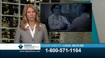 Napoli Shkolnik PLLC TV Spot, 'Eliquis and Xarelto' - Thumbnail 1