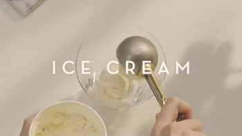 Baileys Irish Cream TV Spot, \'How to Create The Best Ice Cream Scoop\'