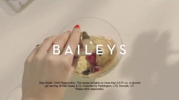 Baileys Irish Cream TV Spot, 'How to Create The Best Ice Cream Scoop' - Thumbnail 8