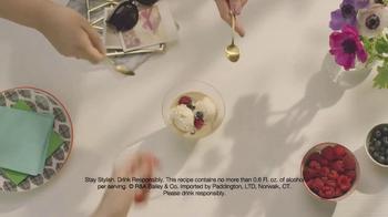 Baileys Irish Cream TV Spot, 'How to Create The Best Ice Cream Scoop' - Thumbnail 9