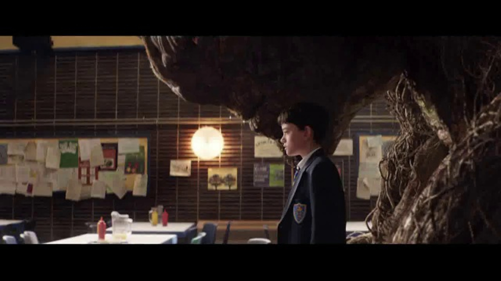 A Monster Calls TV Movie Trailer