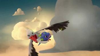 Dragon Mania Legends TV Spot, 'Stork' - Thumbnail 5