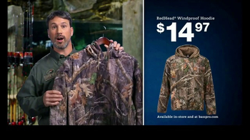 Bass Pro Shops Christmas Sale TV Spot, 'Hoodie, Cardigan and Dehydrator'