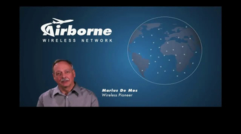 Airborne Wireless Network TV Spot, 'Aircraft Connections'
