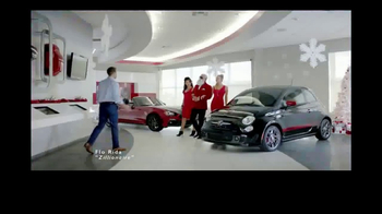 FIAT 2016 Big Finish Event TV Spot, 'Santa's Yule Log' Song by Flo Rida - Thumbnail 1