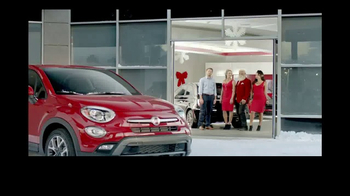 FIAT 2016 Big Finish Event TV Spot, 'Santa's Yule Log' Song by Flo Rida - Thumbnail 7