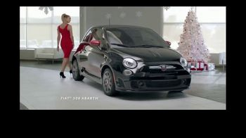 FIAT Big Finish Event TV Spot, 'Santa's Yule Log' Song by Flo Rida - Thumbnail 3