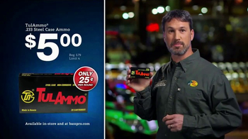 Bass Pro Shops Christmas Sale TV Spot, 'Ammo, Knives and Game Camera' - Thumbnail 5