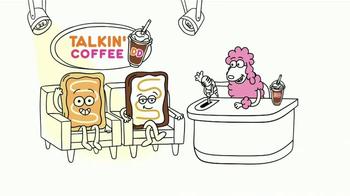 Pop-Tarts TV Spot, 'Dunkin' Donuts: café con leche y moca' [Spanish]