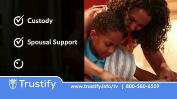 Trustify TV Spot, 'Infidelity' - Thumbnail 5