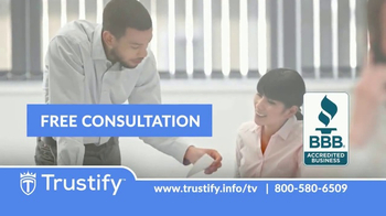 Trustify TV Spot, 'Infidelity' - Thumbnail 6