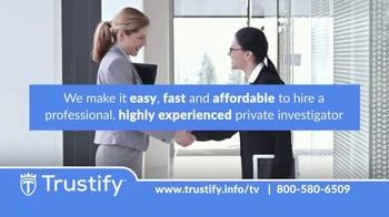 Trustify TV Spot, 'Infidelity' - Thumbnail 7