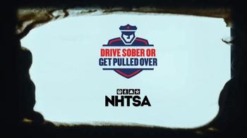 NHTSA TV Spot, 'Drive Sober' - Thumbnail 3